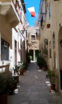 Bormla back streets